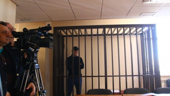 12 лет лишения свободы: в Самаре огласили вердикт по делу Дмитрия Сазонова