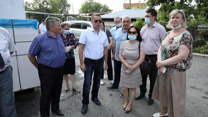 «Типичный пример уездного головотяпства и лени»: Вадим Шумков раскритиковал руководство Шумихи