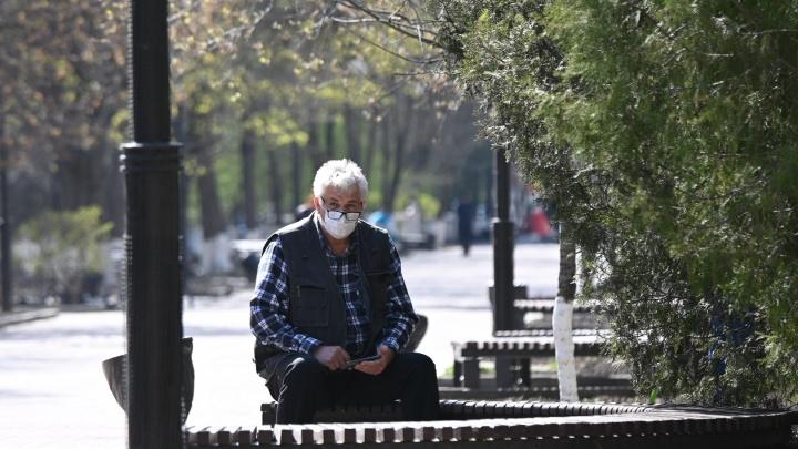 Коронавирус в Ростове: итоги дня, 8 мая