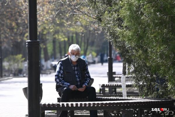 С 9 мая маска станет обязательным атрибутом в общественных местах для всех жителей Ростовской области