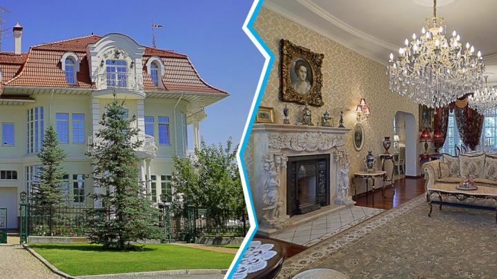 Цена — 200 миллионов: кому принадлежит самый дорогой коттедж в открытой продаже в Екатеринбурге