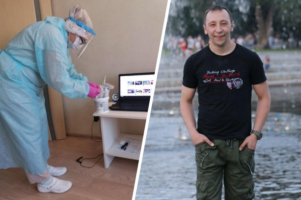 Александр остался доволен условиями проживания в санатории