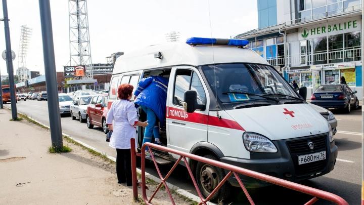 Из-за коронавируса в Ярославле скорая помощь стала работать со сбоями: что происходит
