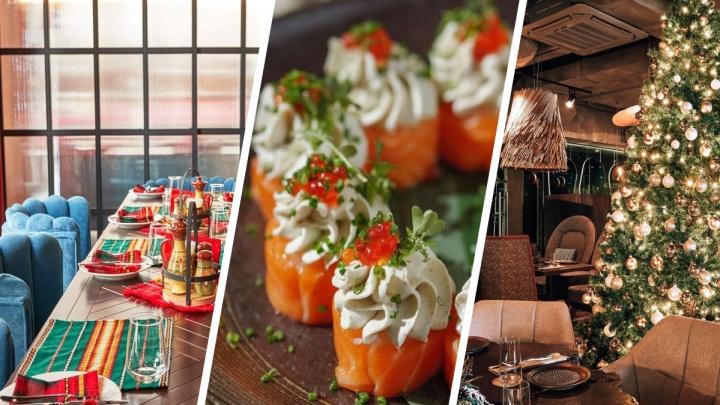 Открылись в разгар кризиса: подборка новых ресторанов Екатеринбурга, куда стоит сходить поесть