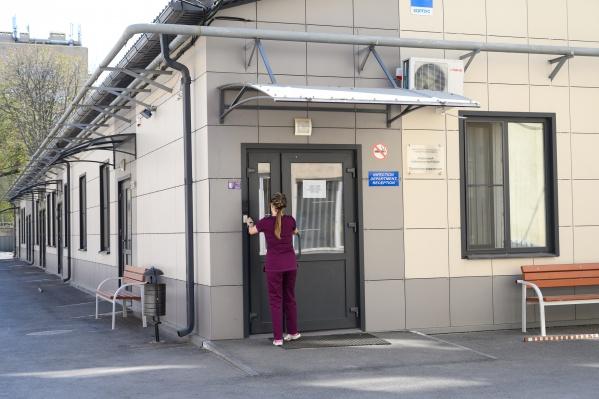 Число больных в Ростове продолжает расти