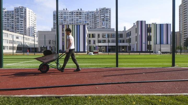 Высокинский пообещал, что новый садик в Краснолесье достроят в 2022 году