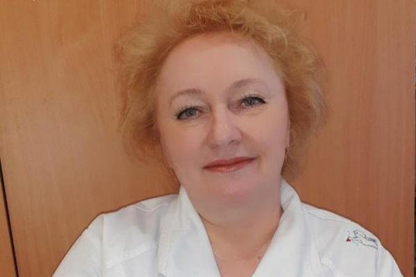 Татьяна Миронова с начала пандемии спасала пациентов с коронавирусом в Челябинске