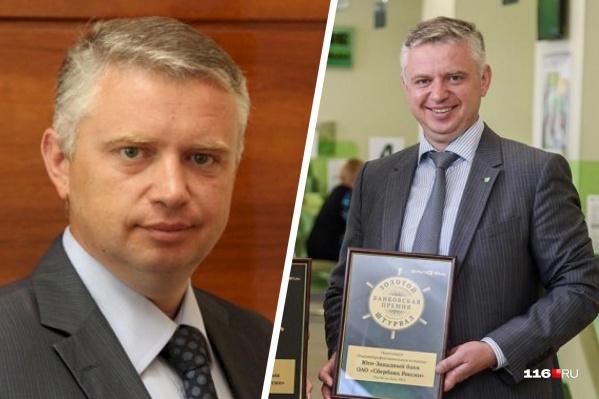 Дмитрий Суховерхов начал банковскую карьеру в 1995-м в Ростове-на-Дону