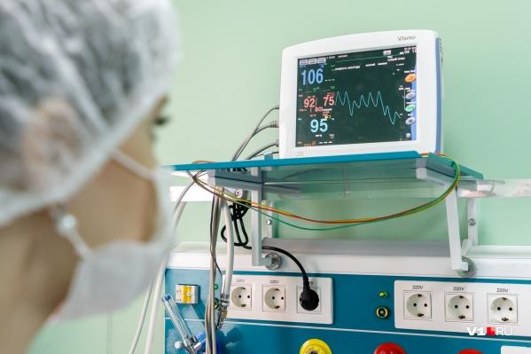 Каждый снятый с аппарата ИВЛ пациент — это победа