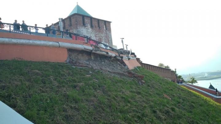 Губернатор заявил, что Чкаловскую лестницу полностью реконструируют к 2021 году