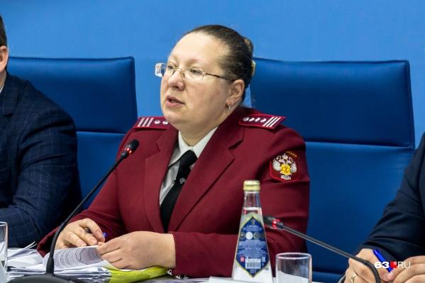 По словам Светланы Архиповой, коэффициент распространения инфекции несколько дней не превышает 1