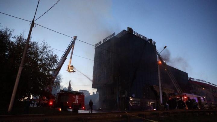 Где начался пожар в новосибирской гостинице «Император» — версия владельца
