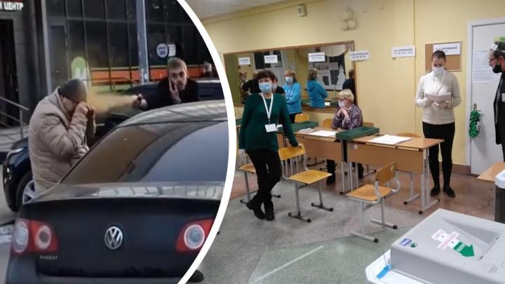 Два депутата и трое пострадавших: в Екатеринбурге со скандалом прошли выборы в гордуму