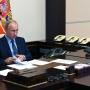 Владимиру Путину доложили о «сбоях» и «проблемах с оказанием медпомощи» в Зауралье