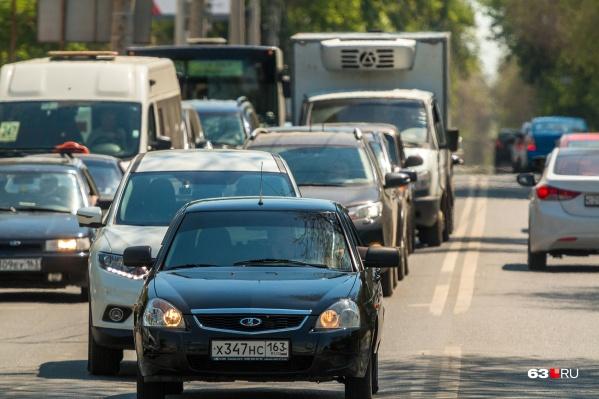 Автомобилисты смогут ездить по привычному маршруту