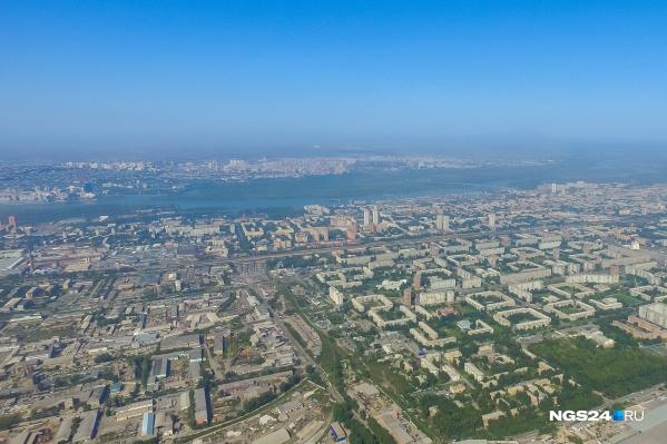 Красноярск давно нуждается в газификации, чтобы решить часть экологических проблем