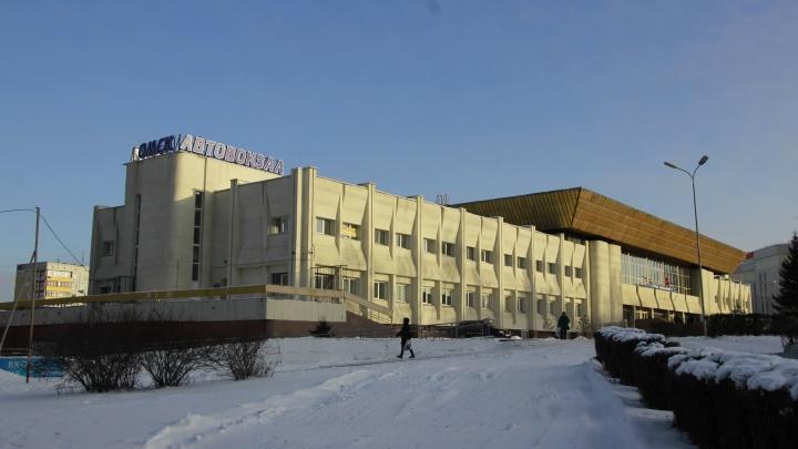 Омский автовокзал на месяц отменил все рейсы в Казахстан