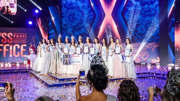 Три сибирячки прошли в полуфинал международного конкурса «Мисс офис» — публикуем фото красавиц