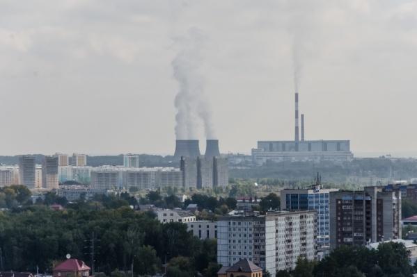 За эту неделю жители Новосибирка трижды жаловались на страшную вонь в городе