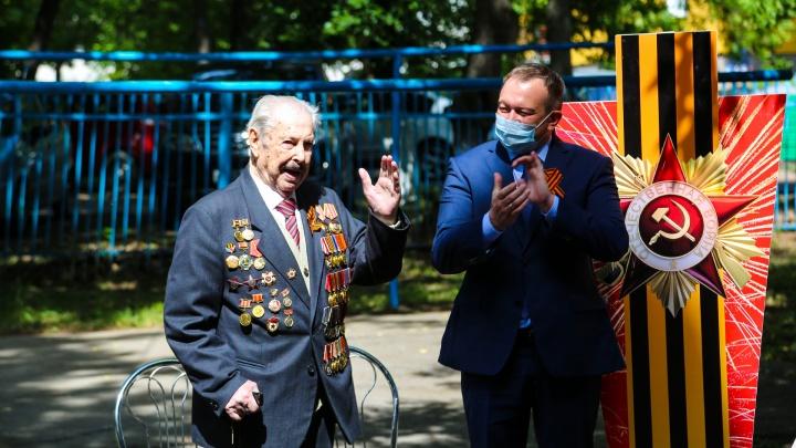 Ветеран, который бился на Курской дуге: «Слезы проступают, когда смотришь на парад Победы»