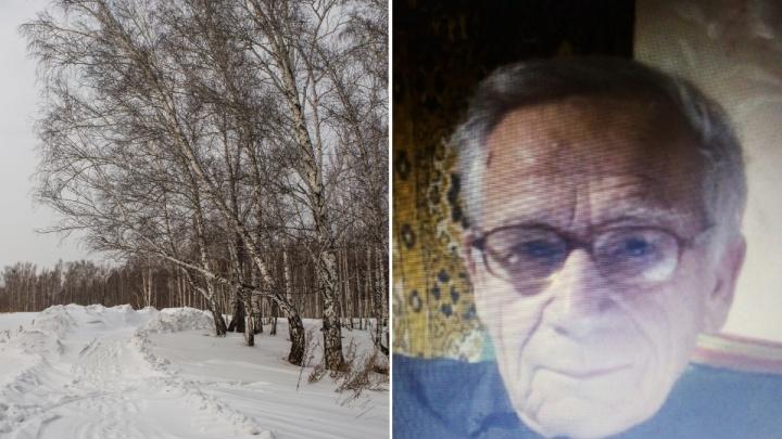 Исчезновение известного новосибирского учёного: мужчина сел не в тот автобус — его идут искать в лес
