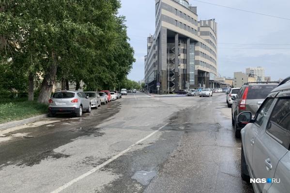 Пересечение проезда Виктора Ващука и улицы Свердлова