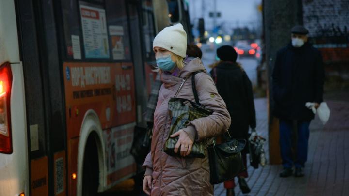 Федеральный оперштаб подтвердил 341 новый случай COVID-19 в Архангельской области