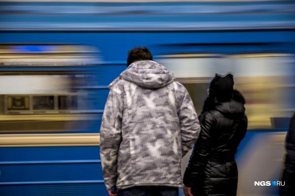 Новый режим работы метро связан с заявлением президента о том, что следующая неделя — нерабочая