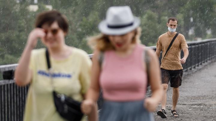 Избегайте одиноких холмов: МЧС предупреждает об ухудшении погоды в Волгоградской области