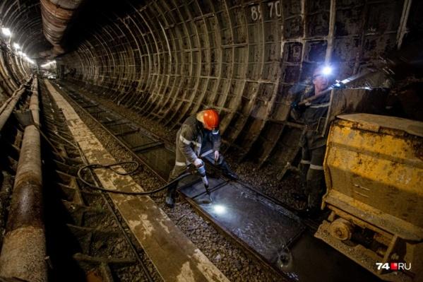 «Челябметрострой» работает в Челябинске около 30 лет
