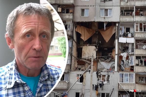 В гостиницу заселились 102 жильца взорвавшегося дома