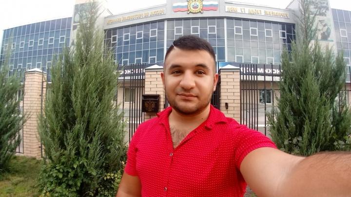 Ростовского блогера Гаспара Авакяна приговорили к двум с половиной годам колонии-поселения