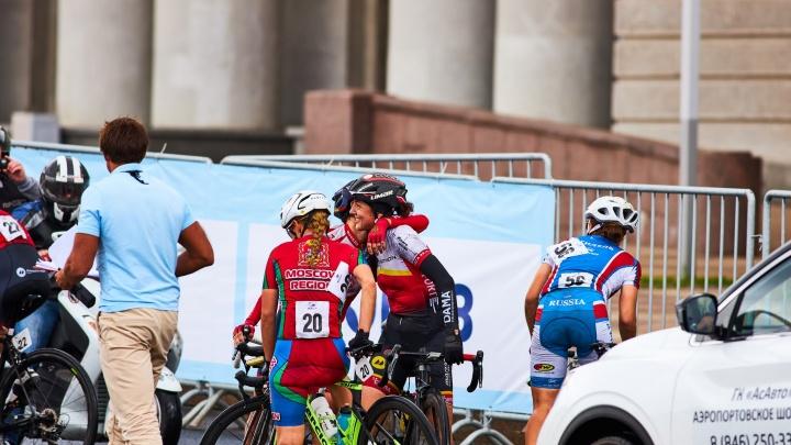 «Я падала 4 раза, но не сошла с дистанции»: чемпионат России по велоспорту в Самаре глазами редакции