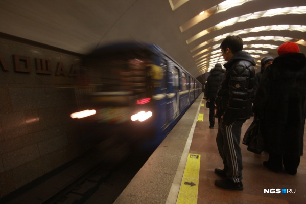 С 6 апреля новосибирский метрополитен работает до 22:00