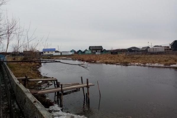 Озеро Андреевское в Ачирах закрыто для рыболовства