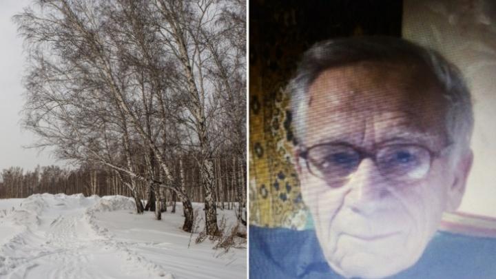 «Перекопали снег, прошли овраги и гаражи»: пропавшего известного учёного искали до пяти утра