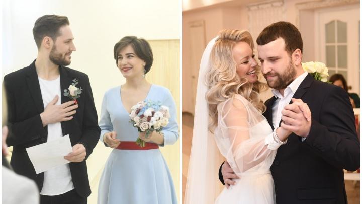 Магия чисел: 8 красивых пар, которые поженились в Екатеринбурге20.02.2020