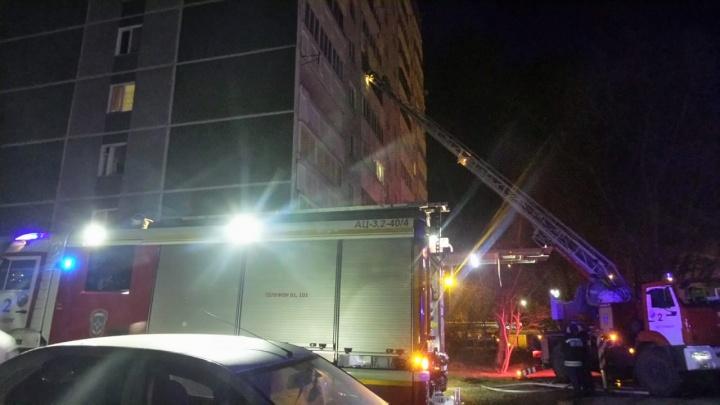 На Юго-Западе взорвался газ в многоэтажке: 55 человек эвакуировали
