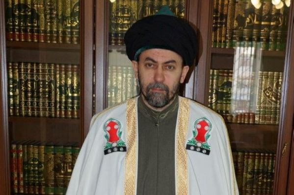 Муфтием Прикамья Мухаммедгали Хузин был до 2013 года