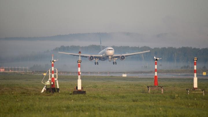 Улетели, но вернуться не обещали: полный самолет азербайджанцев вылетел из Екатеринбурга в Баку
