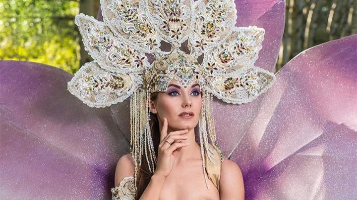 Жительницу Новосибирска признали одной из самых красивых женщин страны