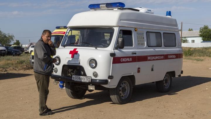 Один умер, 95 заболели: коронавирус выкашивает Волгоград и область