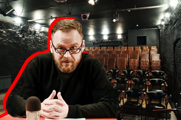 Юрий Муравицкий напомнил, что именно «Театр 18+» принес Ростову первую за много лет престижную премию «Золотая маска»