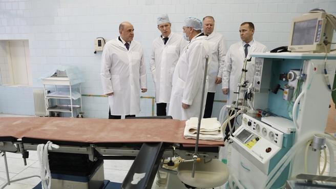 В курганской БСМП, которую раскритиковал премьер Мишустин, сменился главный врач