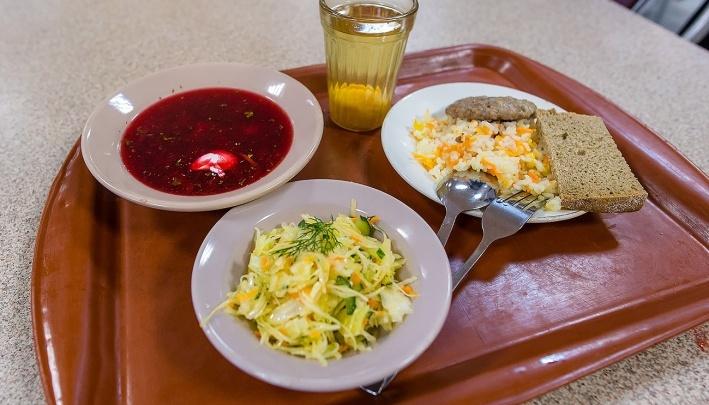 Ученикам начальных классов в Челябинской области начнут бесплатно выдавать обеды с 1 сентября