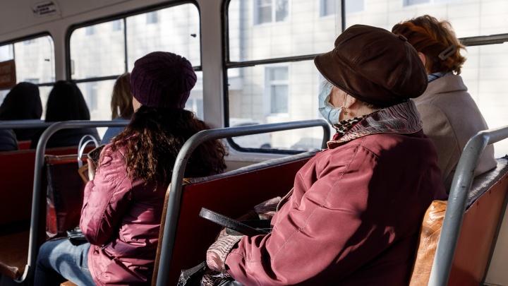 Общественный транспорт Волгограда уйдет на карантин: оперштаб ужесточает меры по борьбе с коронавирусом