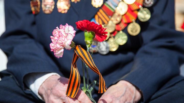 В Архангельске ищут ветеранов, которые еще не получили медали к 75-летию Победы