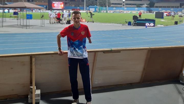 Параспортсмен из Архангельской области выиграл «Московский марафон — 2020» в своем классе
