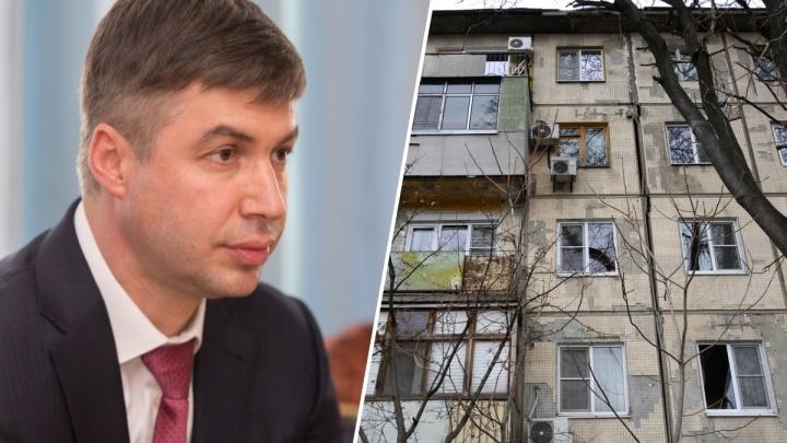 Логвиненко пообещал защитить от чиновников дом в Кривошлыковском переулке. Его передумали сносить