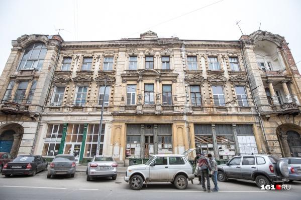 В октябре в Ростове могут принять новый проект объединенной охранной зоны для объектов культурного наследия. Этот документ позволит строить в центре города высотные здания